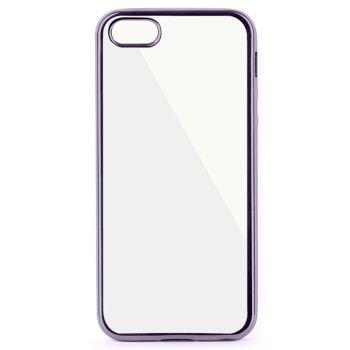 Чехол для iPhone InterStep для iPhone 5/5s титан